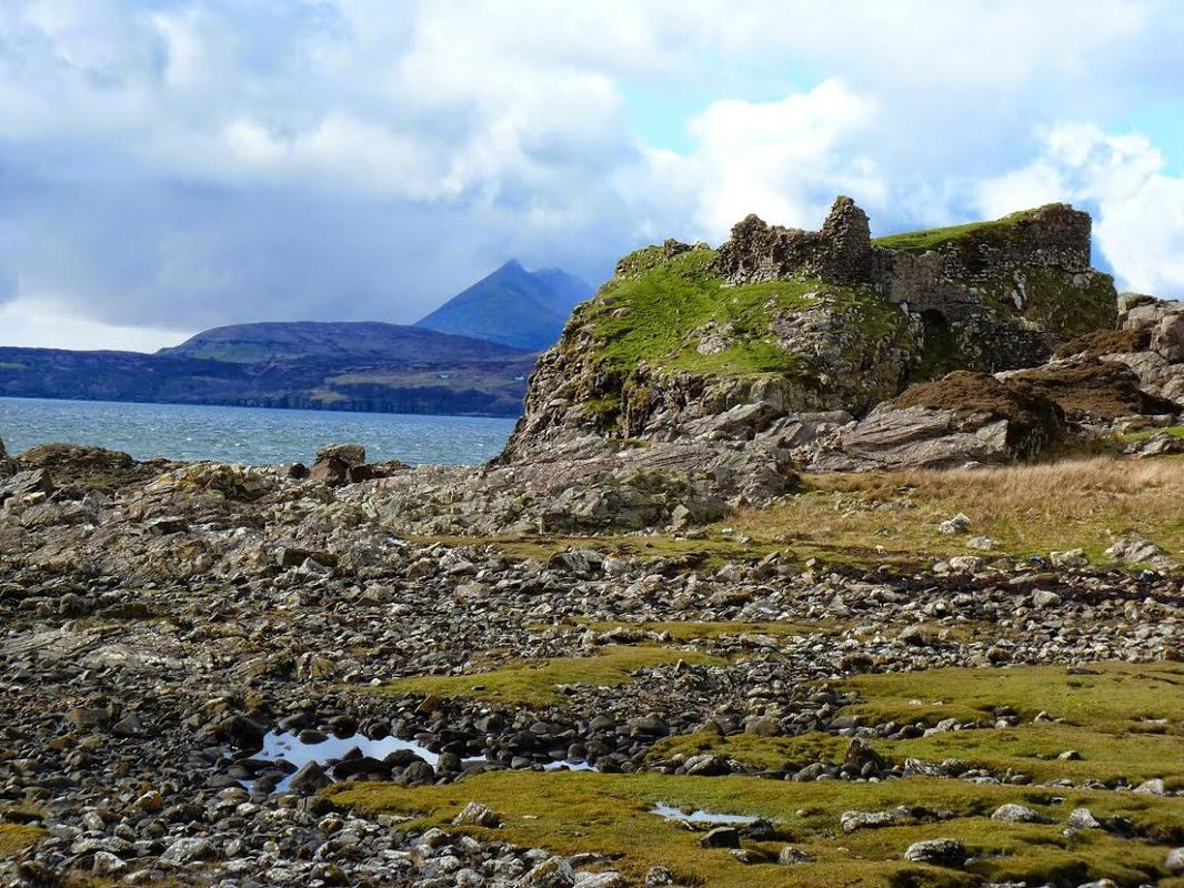 Sleat Peninsula Isle of Skye