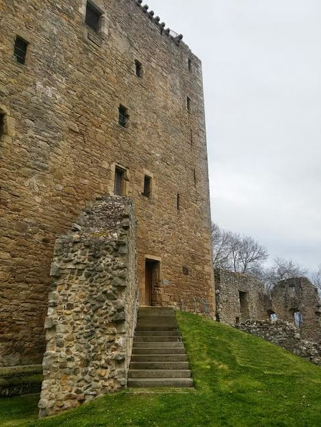 Spynie Palace Scotland