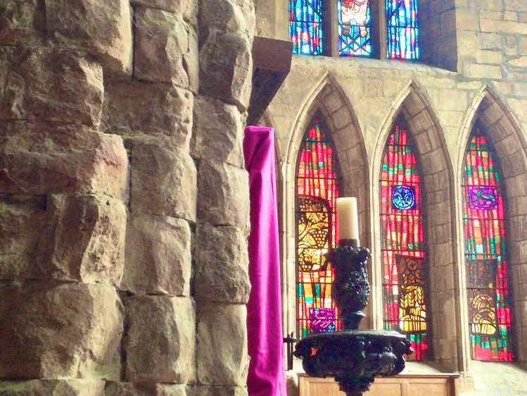 Pluscarden Abbey Scotland