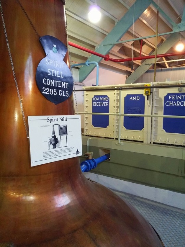Dallas Dhu Distillery Moray Scotland